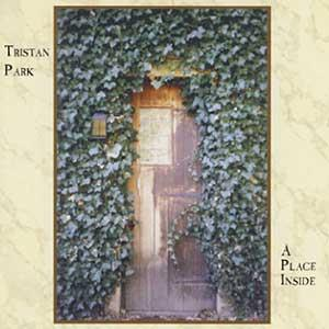Tristan Park - A Place Inside  CD (album) cover