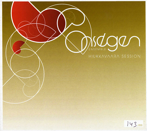 Hiukkavaara Session by ONS�GEN ENSEMBLE album cover