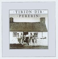 Pererin - Tirion Dir CD (album) cover