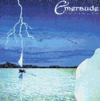 Emeraude - Voyageur CD (album) cover