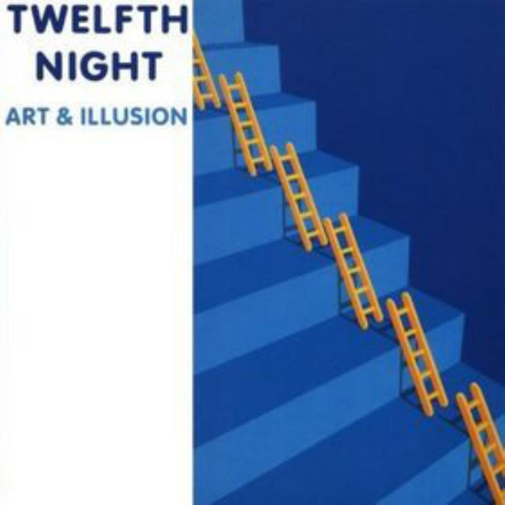 Art & Illusion by TWELFTH NIGHT album cover