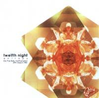 Twelfth Night Entropy album cover