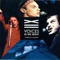 Twelfth Night Voices In The Night album cover