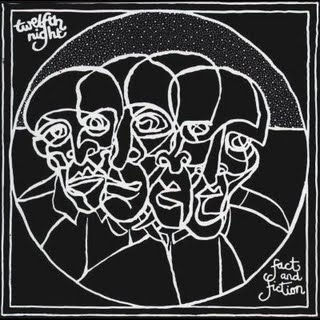 Fact And Fiction by TWELFTH NIGHT album cover