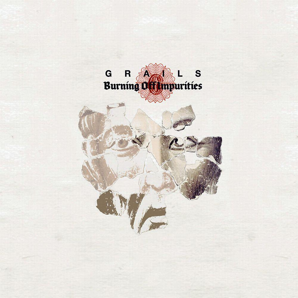 Grails - Burning Off Impurities CD (album) cover