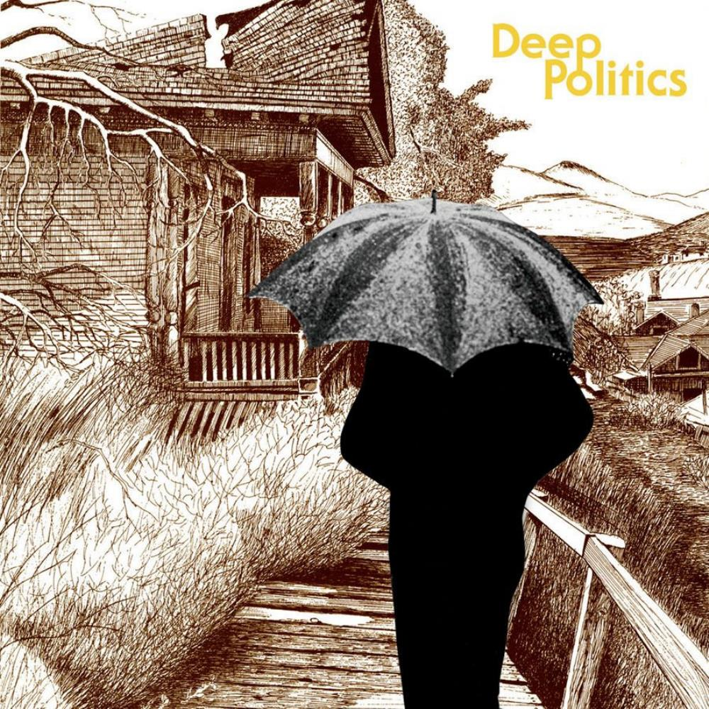 Deep Politics by GRAILS album cover