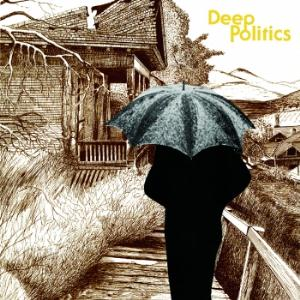 Grails - Deep Politics CD (album) cover