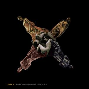 Grails Black Tar Prophecies Vol's 4, 5, + 6 album cover
