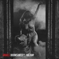 Grails - Doomsdayer's Holiday CD (album) cover