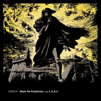 Grails Black Tar Prophecies Vol's 1, 2, & 3 album cover