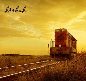 Krobak - Blind Parade CD (album) cover