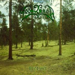 Metsä by MOONSORROW album cover