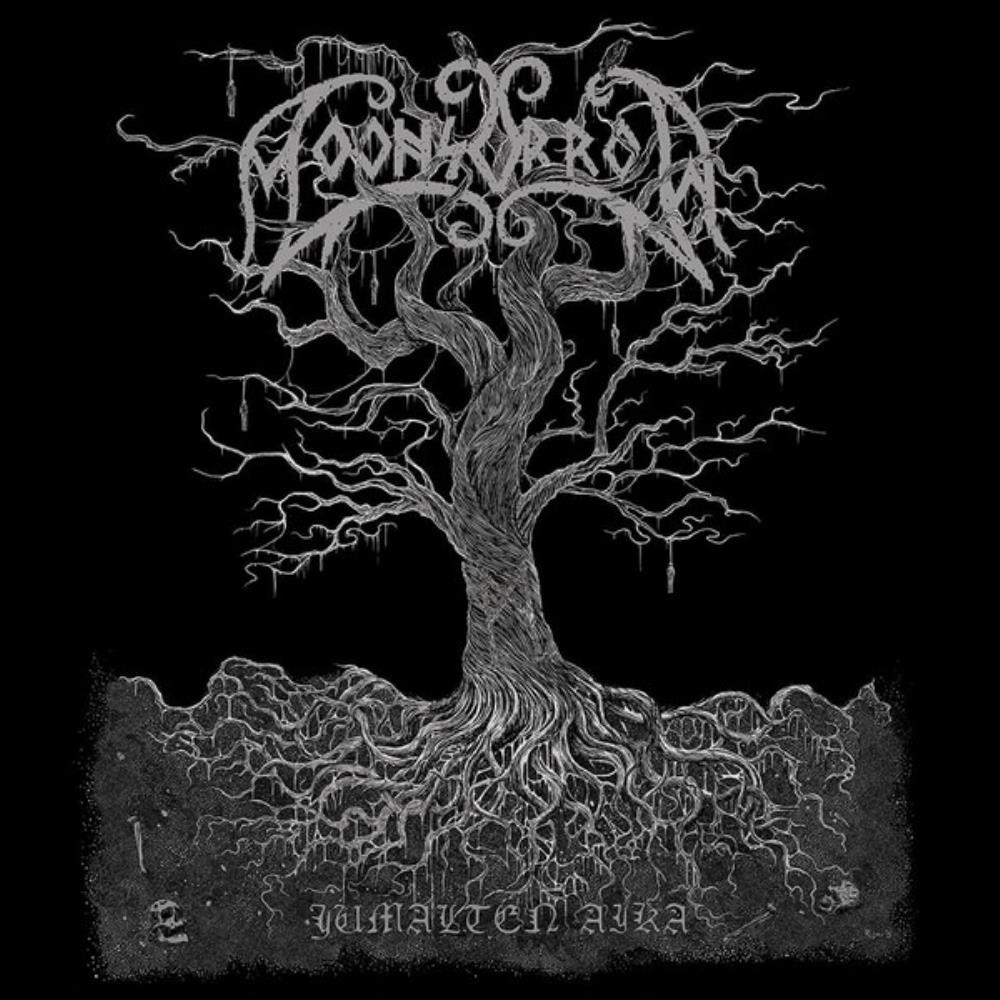 Jumalten Aika by MOONSORROW album cover