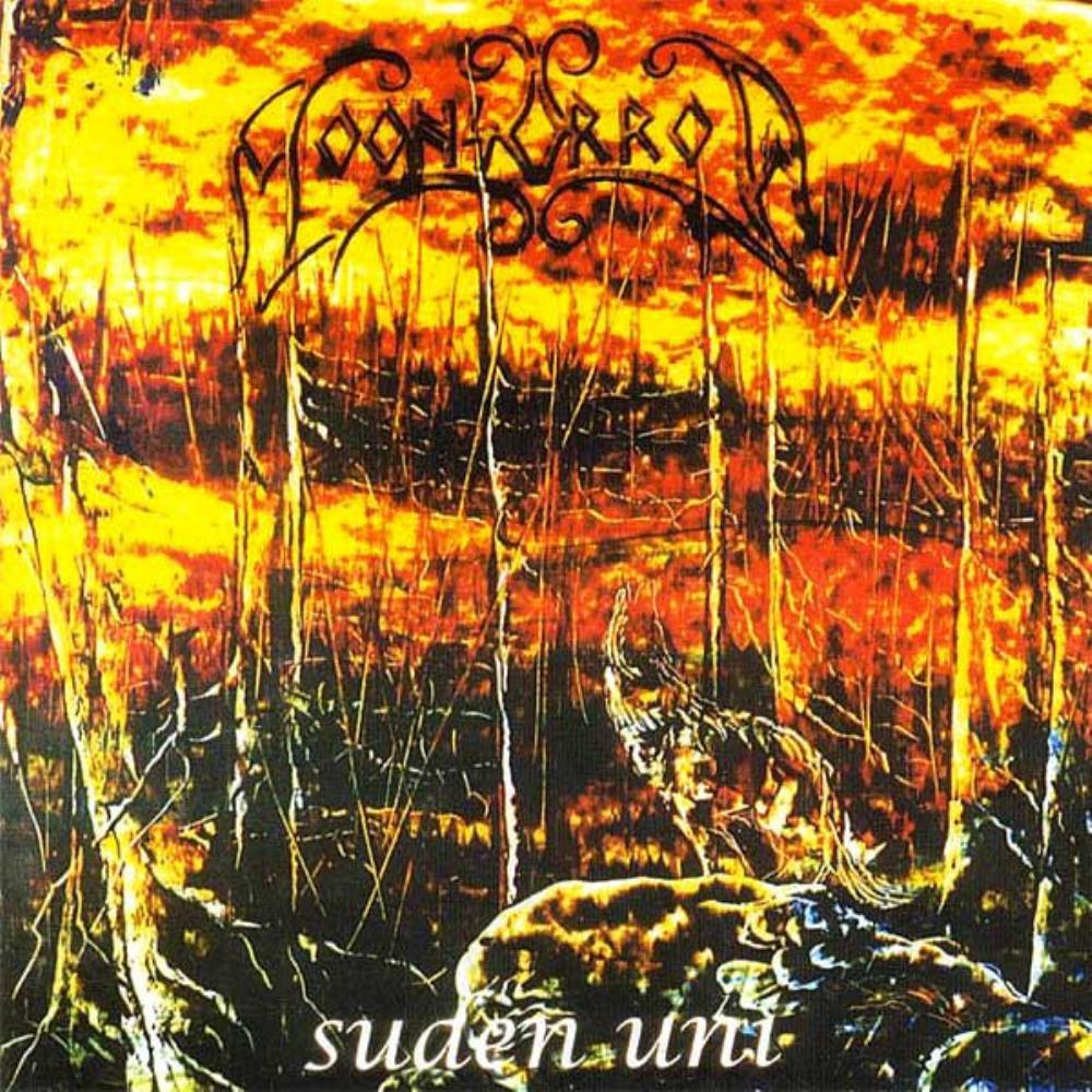 Suden Uni by MOONSORROW album cover
