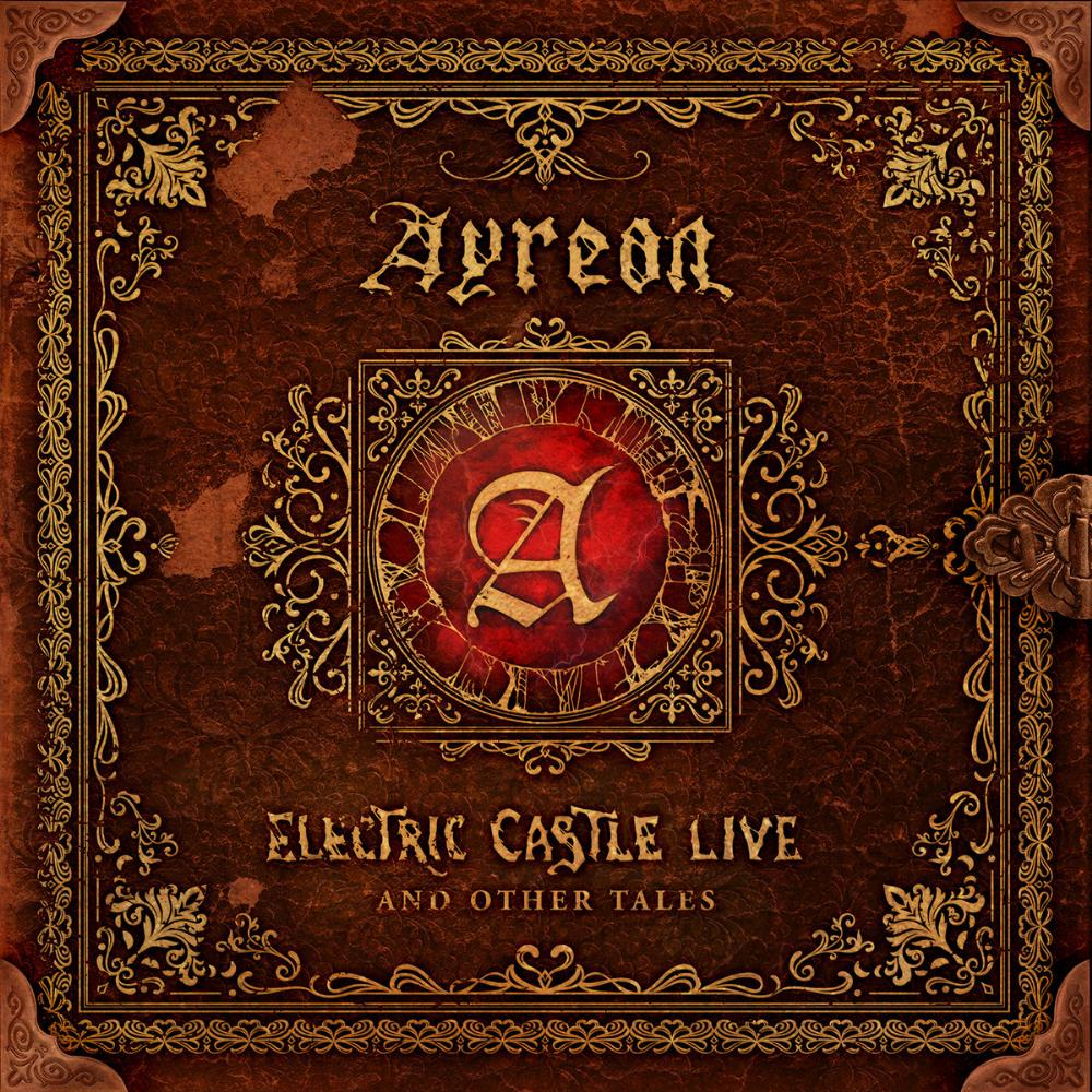 Ayreon - Electric Castle Live and Other Tales CD (album) cover