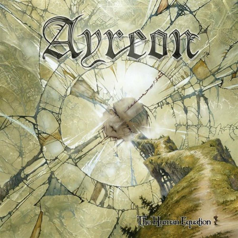 The Human Equation by AYREON album cover