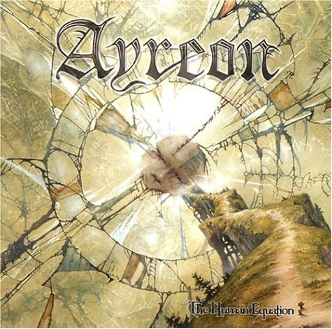 Ayreon - The Human Equation CD (album) cover