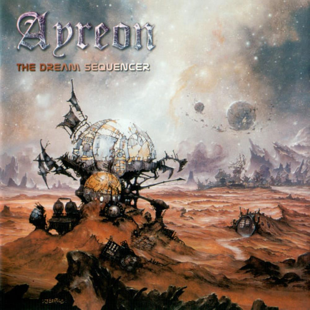 Ayreon - Universal Migrator, Part 1: The Dream Sequencer CD (album) cover