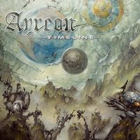 Ayreon - Timeline CD (album) cover
