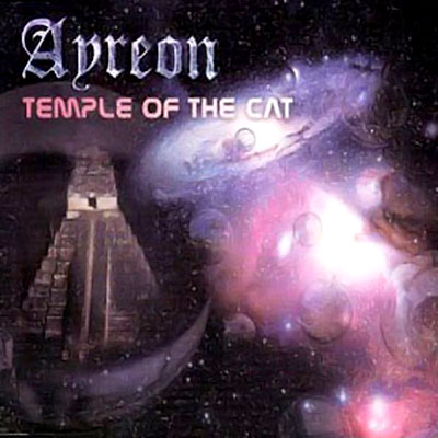 Ayreon Temple Of The Cat * album cover
