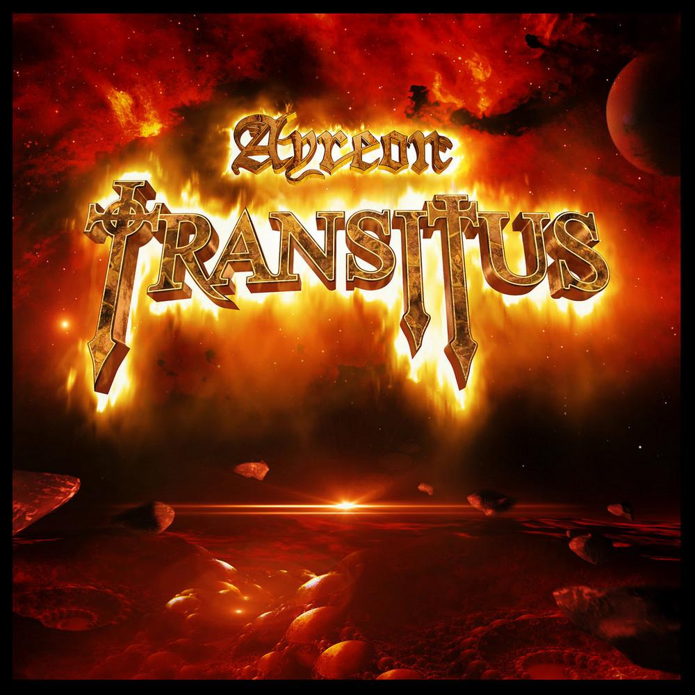 Ayreon - Transitus CD (album) cover