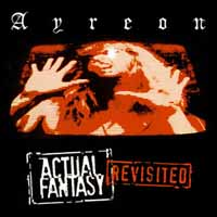 Ayreon - Actual Fantasy Revisited CD (album) cover