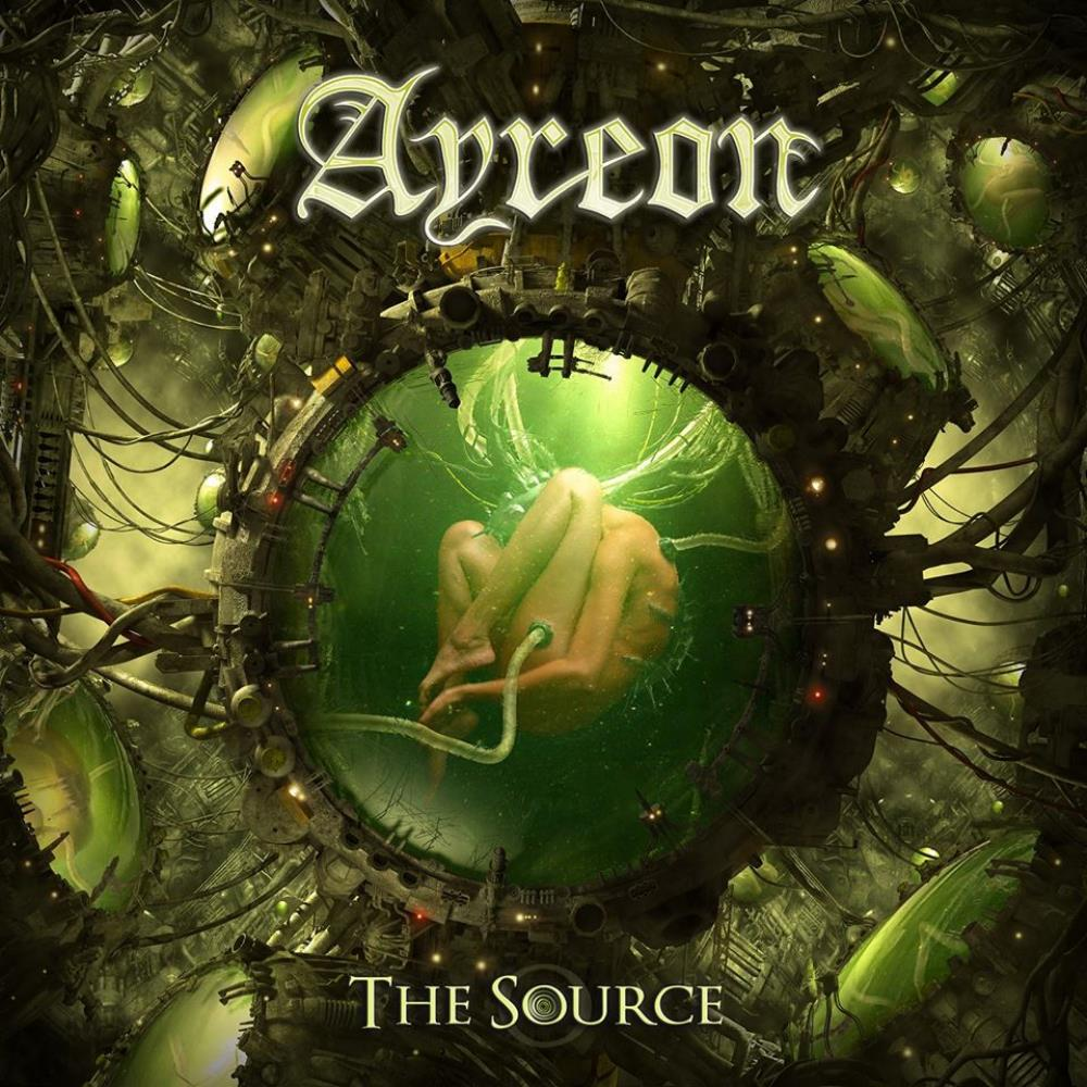 The Source by AYREON album cover