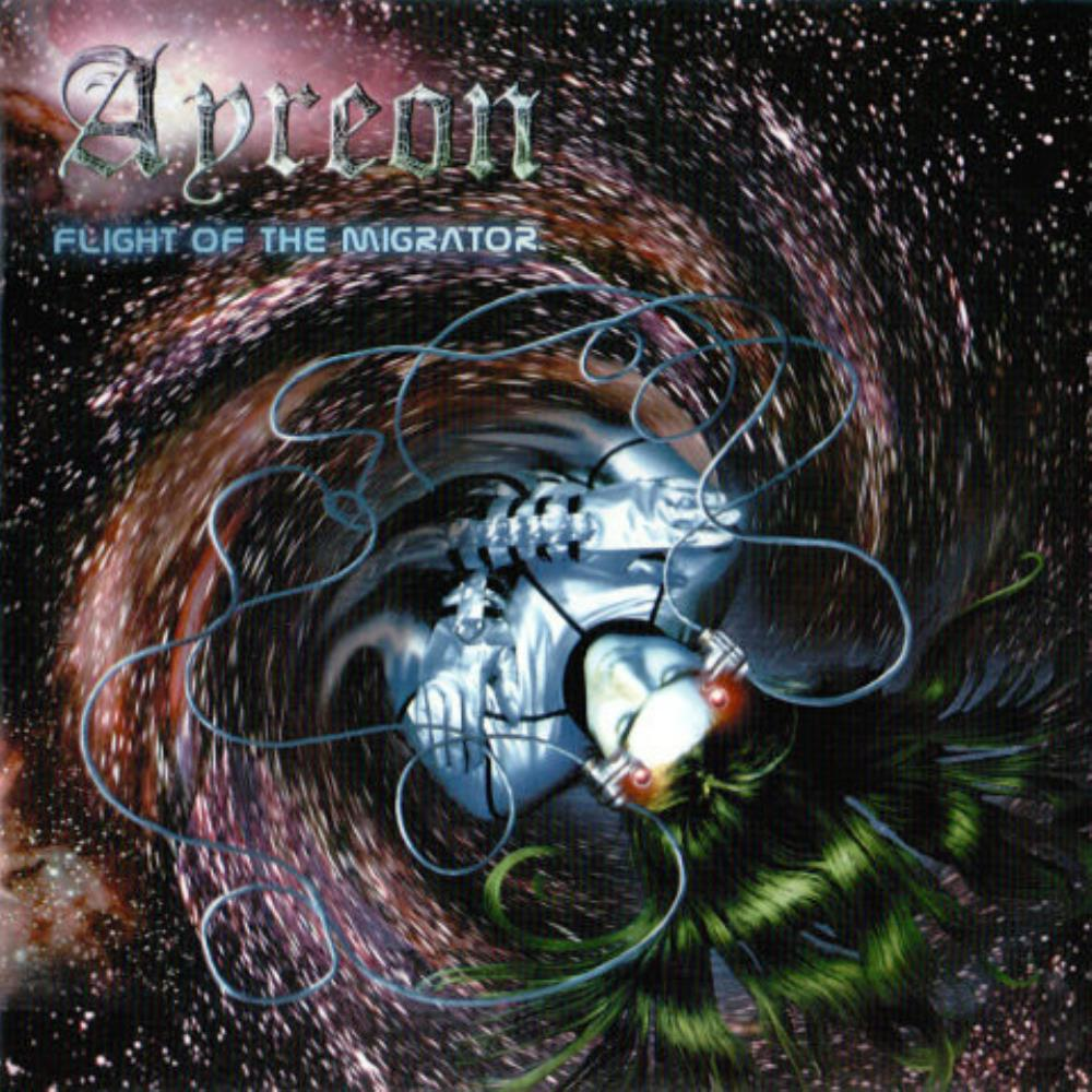Ayreon - Universal Migrator, Part 2: Flight Of The Migrator CD (album) cover