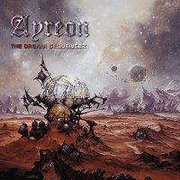 Ayreon - The Universal Migrator part one: The Dream Sequencer CD (album) cover