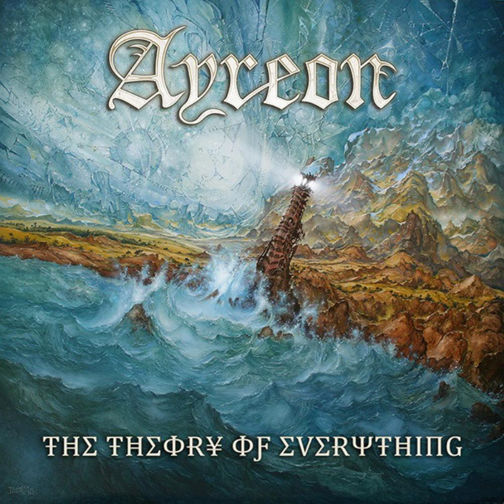 The Theory Of Everything by AYREON album cover