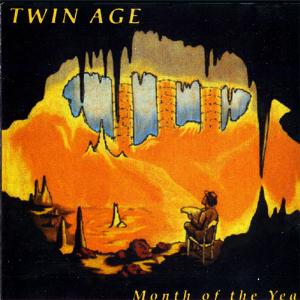 Twin Age - Month Of The Year CD (album) cover