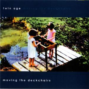 Twin Age - Moving the Deckchairs CD (album) cover