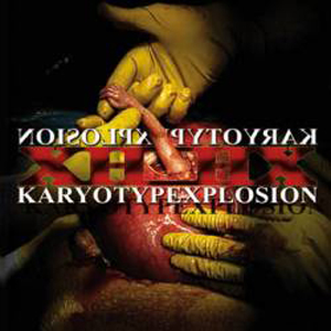 Xhohx - Karyotypexplosion CD (album) cover