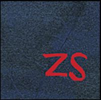 Zs - Zs CD (album) cover