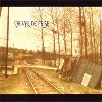 Cheval De Frise - Cheval De Frise  CD (album) cover