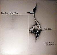 Collage by BABA YAGA album cover