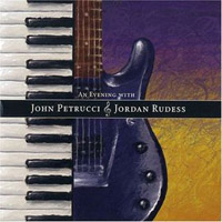 An Evening With John Petrucci and Jordan Rudess by RUDESS, JOHN PETRUCCI AND JORDAN album cover