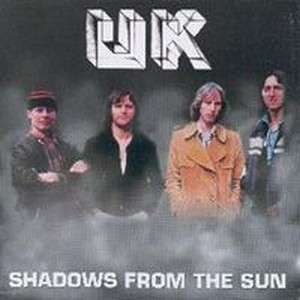 UK - Shadows From The Sun CD (album) cover