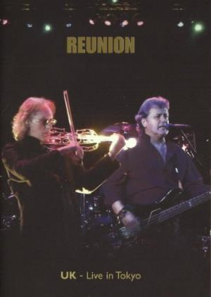 UK Reunion - Live In Tokyo album cover