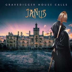 Gravedigger House Calls by JANUS album cover