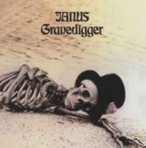 Gravedigger (Remaster & Remix) by JANUS album cover