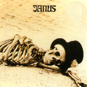 Gravedigger by JANUS album cover