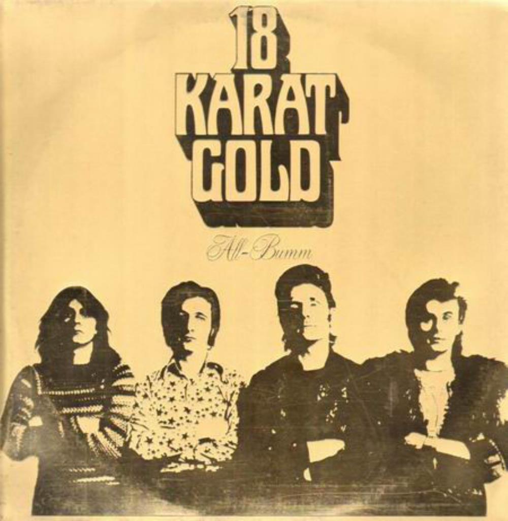 All-Bumm by ACHTZEHN KARAT GOLD album cover
