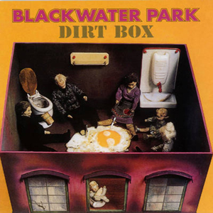 Dirt Box by BLACKWATER PARK album cover