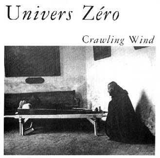 Univers Zero Crawling Wind album cover