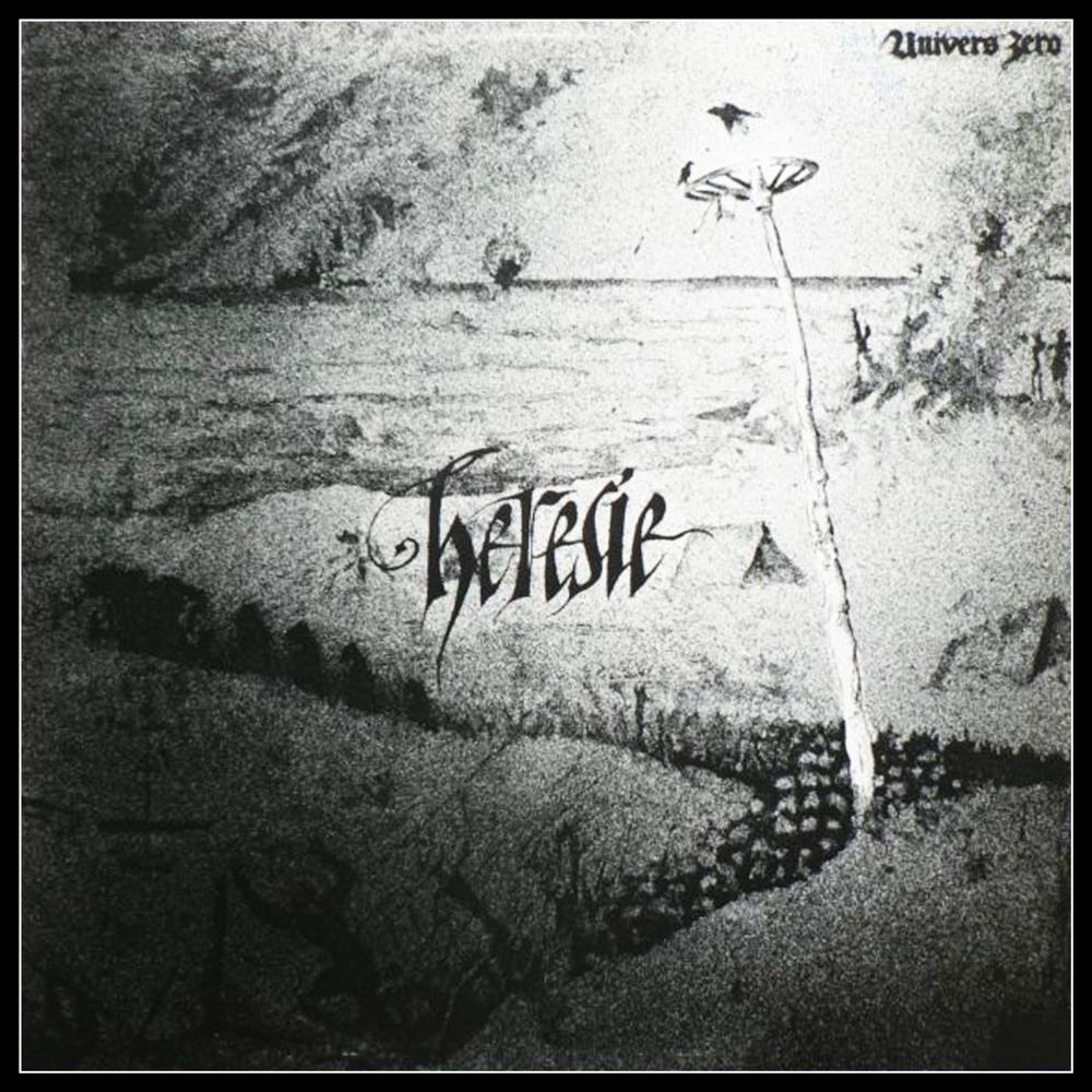 Heresie by UNIVERS ZERO album cover