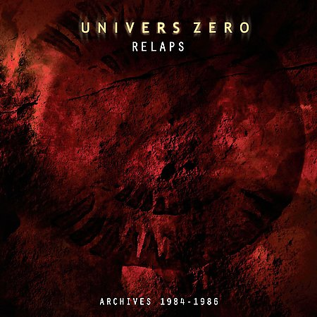 Relaps by UNIVERS ZERO album cover