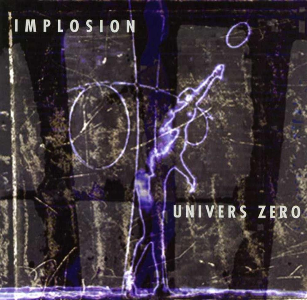Univers Zero - Implosion CD (album) cover