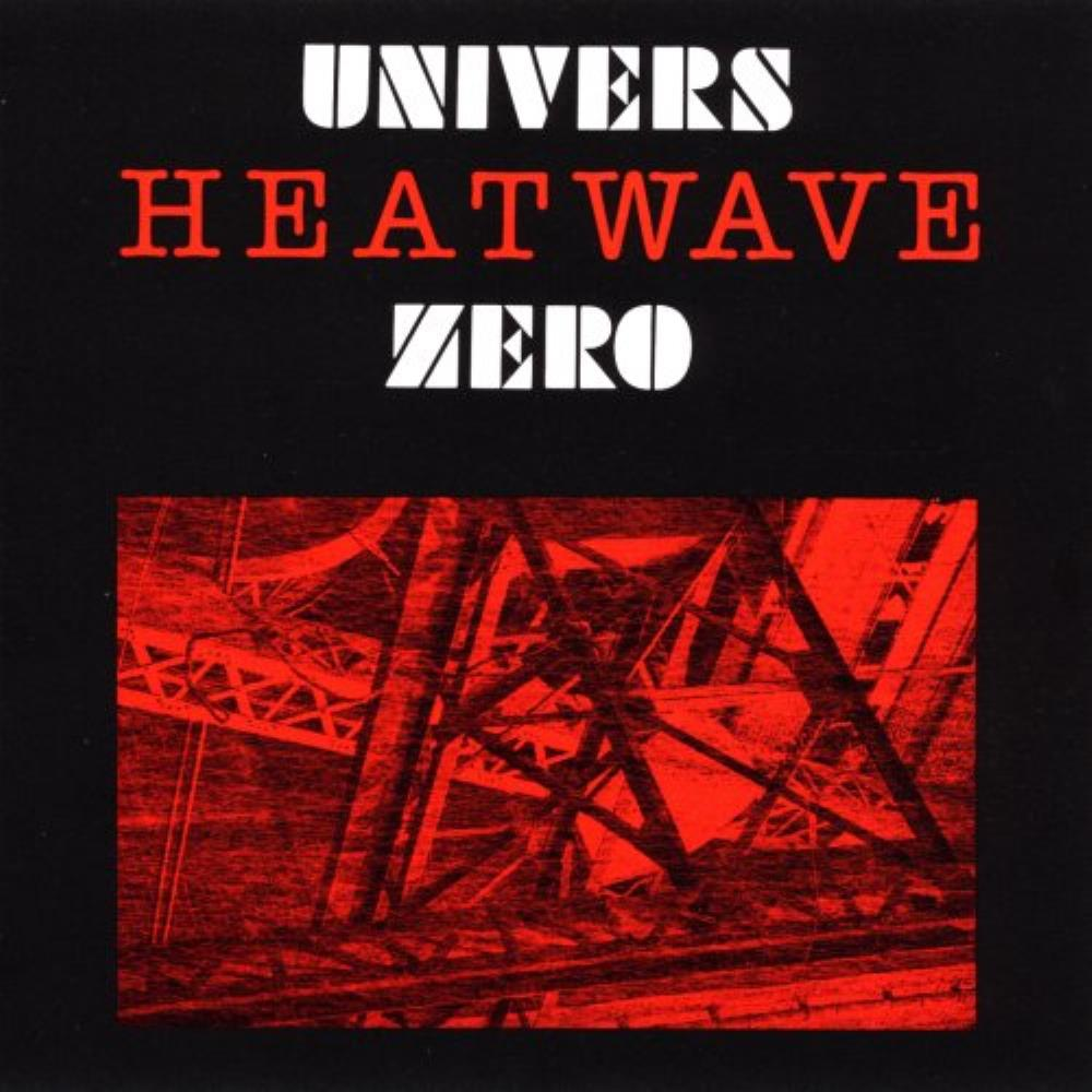 Univers Zero - Heatwave CD (album) cover