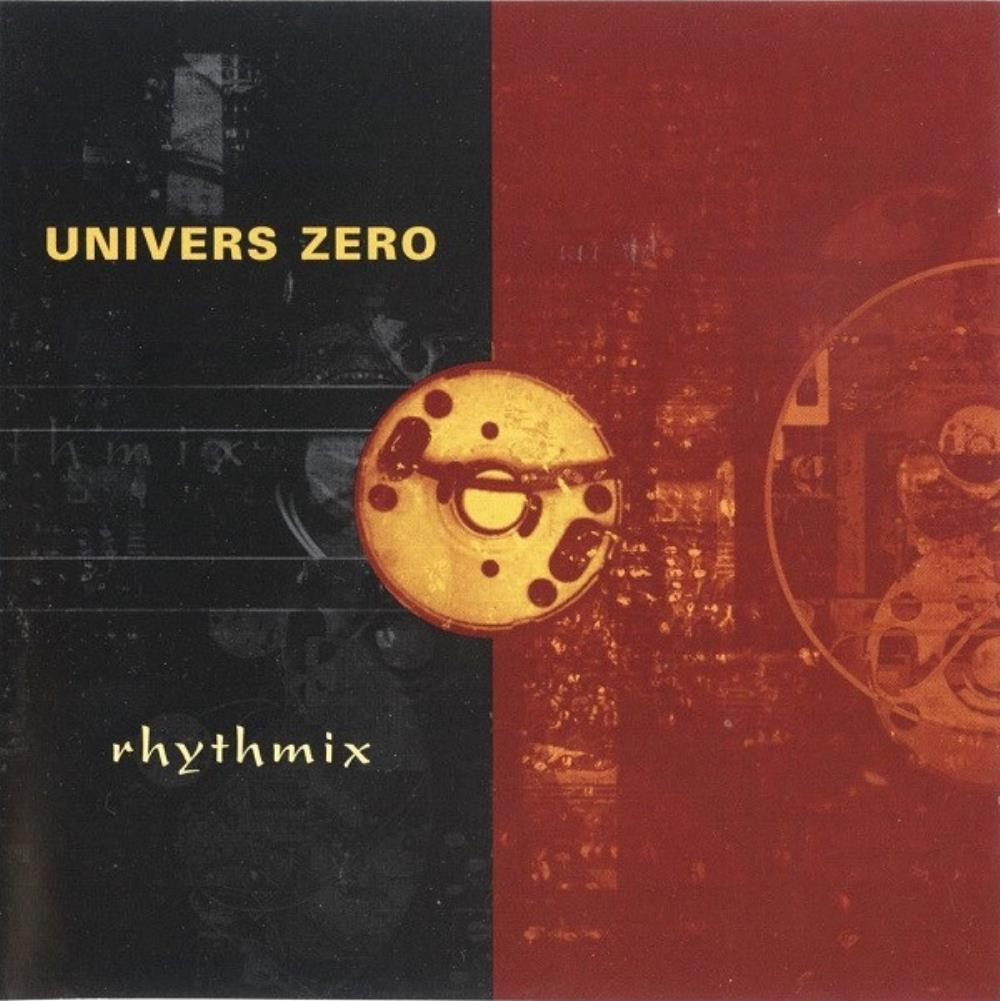 Univers Zero Rhythmix album cover